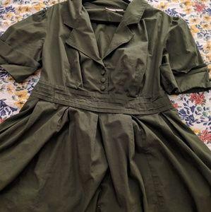 Eshakti shirt dress